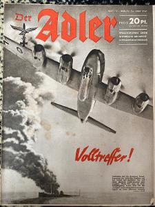 Der adler 1941