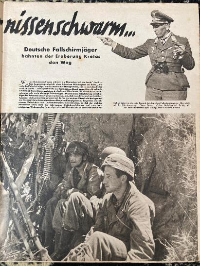 Der adler 1941 - Vojenské