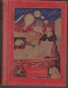 Zlatá sopka Julius Verne Jos. R. Vilímek 1926