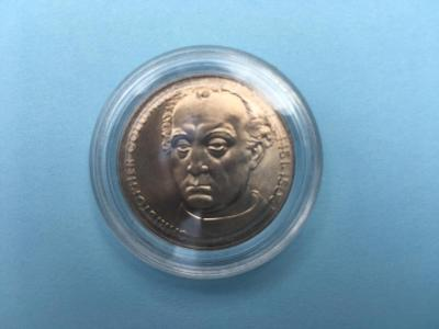 Pamětní mince Christopfer Columbus
