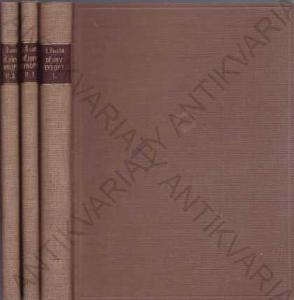 Dějiny Evropy v letech 1812-1870 3 sv. Josef Šusta