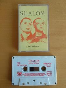 Shalom - Léto měsíců (1992) (MC)