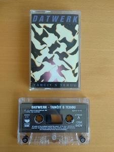 Datwerk - Tančit s tebou (1994) (MC)