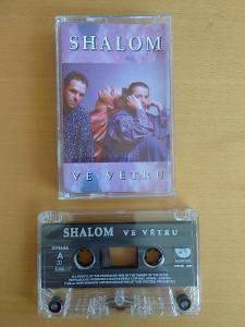 Shalom - Ve větru (1993) (MC)