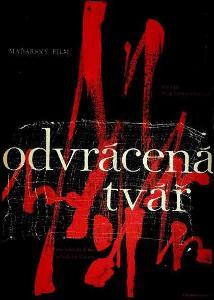 Odvrácená tvář Dimitrij Kadrnožka film plakát