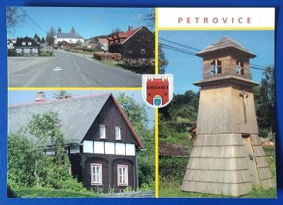 Petrovice, Liberec, erb