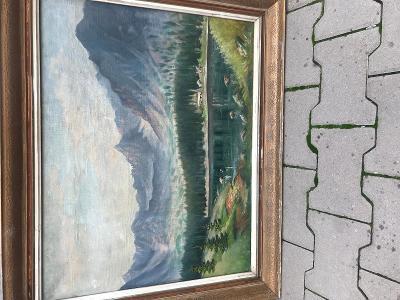 Obraz, šířka 80 Cm výška 65 Cm