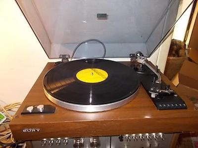 SONY PS -1150 ........... hifi stereo gramofon