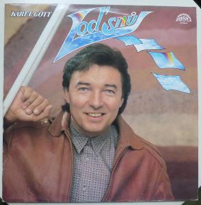 Vinyl deska - LP - Karel Gott - Loď snů - 1989