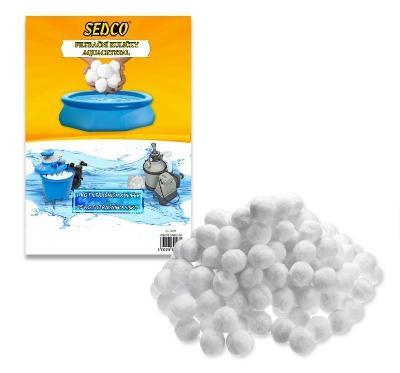 Sedco AQUACRYSTAL 700g filtrační PES kuličky