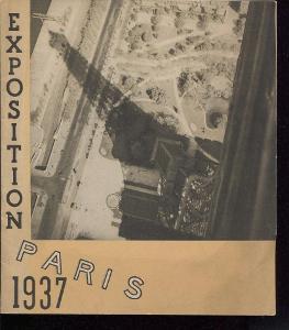 Exposition Paris 1937. Mezinárodní výstava umění a tec