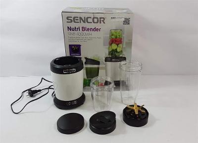 SENCOR smoothie mixér SNB 4300WH