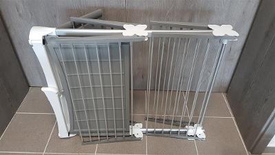 Meliconi Vertikální sušák na prádlo STENDIMEGLIO JUNIOR 22 m šedý