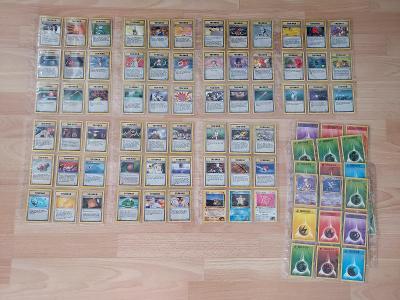 Pokemon karty 1999