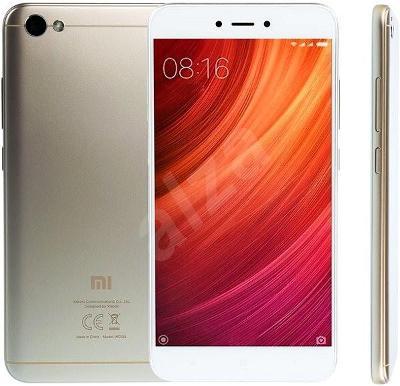 Mobilní telefon Xiaomi Redmi Note 5A LTE Gold