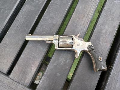 Revolver 32 SW