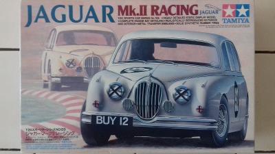 Jaguar Mk.II Racing, Tamiya 1/24