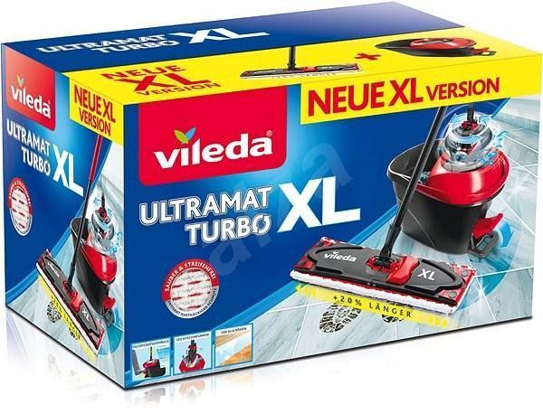 Mop VILEDA Ultramat XL Turbo - Zařízení