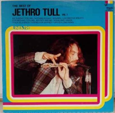 LP Jethro Tull - The Best Of Jethro Tull Vol.1 EX