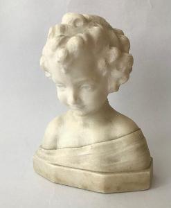 Mramorová busta Guglielmo Pugi