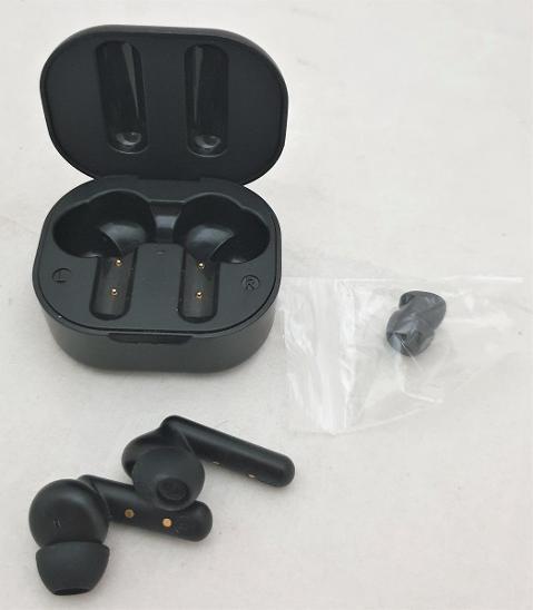 Nefunkční a pouze pro podnikatele: Bezdrátová sluchátka Niceboy HIVE - TV, audio, video