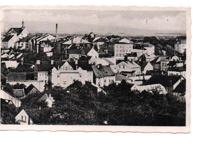 Pohlednice - Jaroměř, prošlá poštou