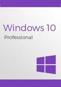 Microsoft Windows 10 Pro  Klíč