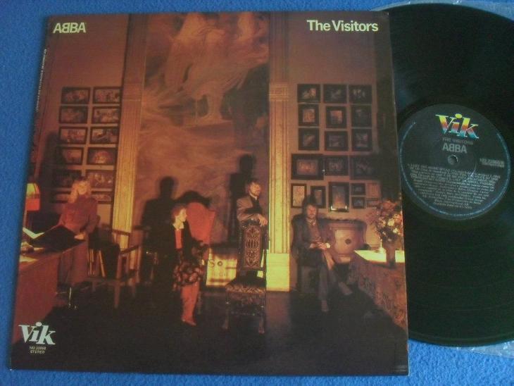 LP Abba - The Visitors - Hudba