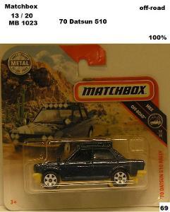 model Matchbox 1023