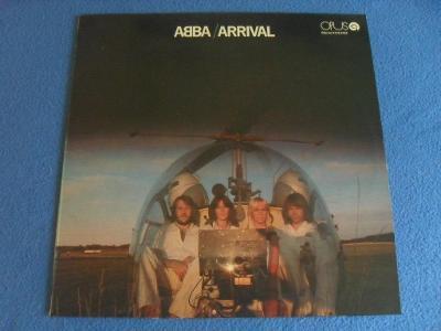 LP Abba - Arrival