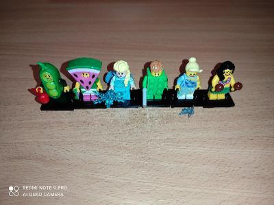 Lego sběratelské figurky