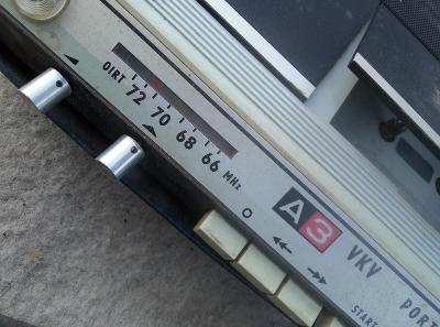 Magnetofon A3