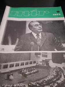 časopis -mir 1975
