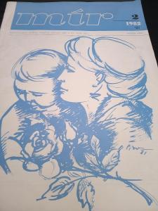 časopis -mir 1982
