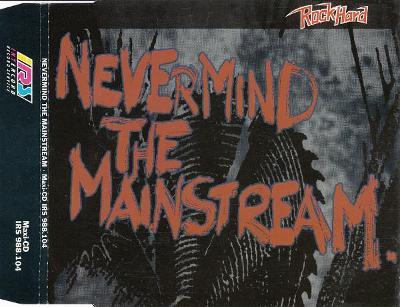 Various – Nevermind The Mainstream 1993 metal