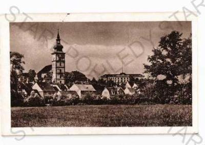 Mimoň Česká Lípa částečný záběr města