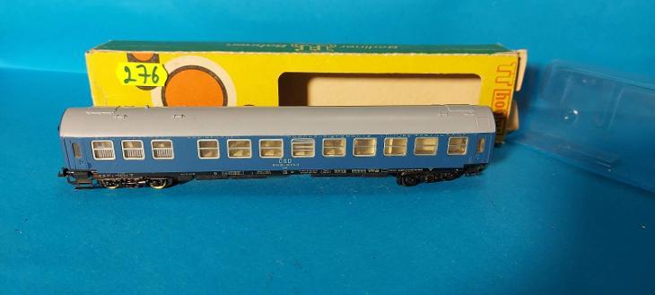 ČSD TT vagon v pěkným stavu  - Modelářství