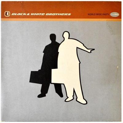 """Gramofonová deska BLACK & WHITE BROTHERS - World wide party (2x 12"""")"""