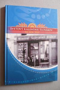 Svetový kalendár Slovákov na rok 2011