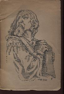 Smutný hlas (kresby František Bílek)