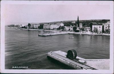 27A1943 Jugoslávie Malinska