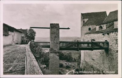 27A1957 Hrad Vildštejn, Skalná u Chebu