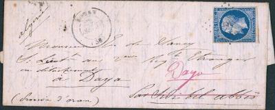 17B761 1856, Frankreich/ Francie 13, na důstojníka - vojenský regiment