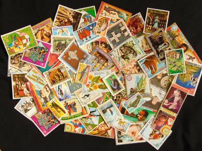 Sbírka známek Rovníková Guinea