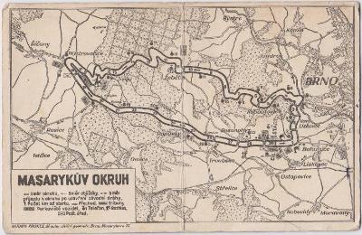 10B1827 A.Prokeš, Autoklub - Masarykův okruh- BRNO/ Velká cena, KOLÍN