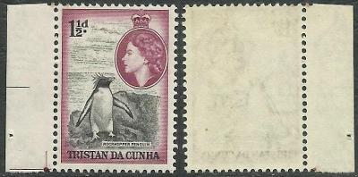 Tristan da Cunha 1954 č.16