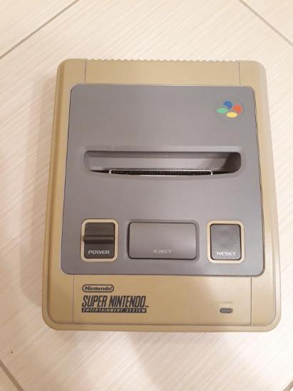Super Nintendo SNES - Hry
