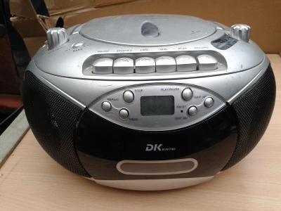 Přenosné audio -RÁDIO  - viz foto