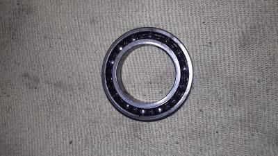 Jeté kuličkové ložisko 6907-35×55×10mm,vůle O.k.