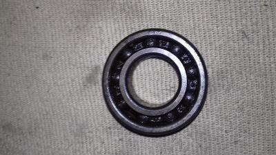 Jeté kuličkové ložisko 6205-25×52×15mm,vůle O.k.